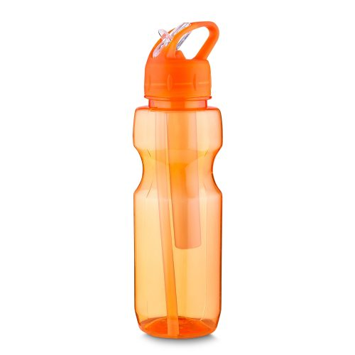squeeze plastico ice bar 700ml laranja 2635 1554302446